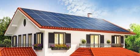 Energia solar reduz conta de luz para o mínimo.