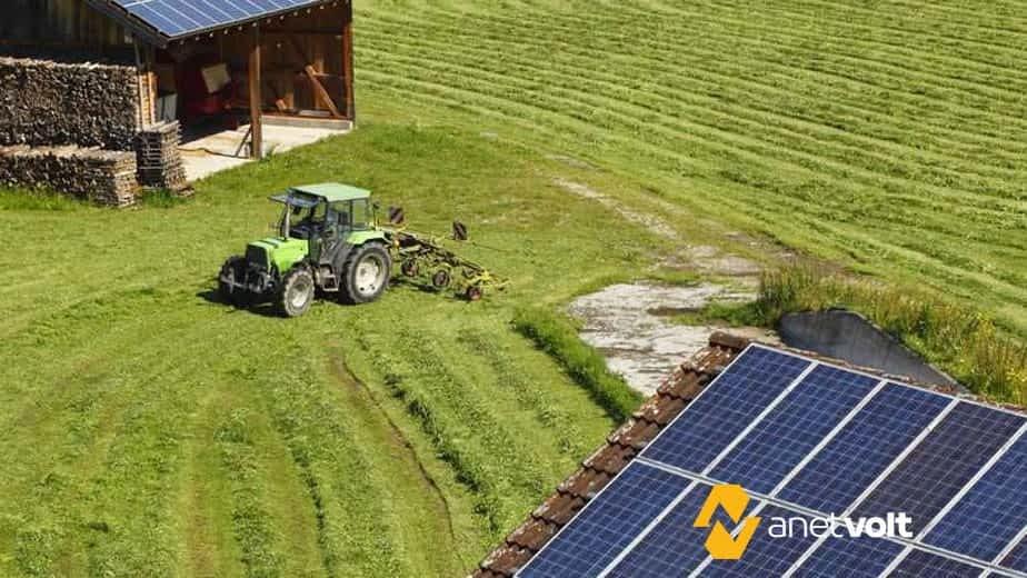 Energia fotovoltaica rural: como gerar energia para agronegócio